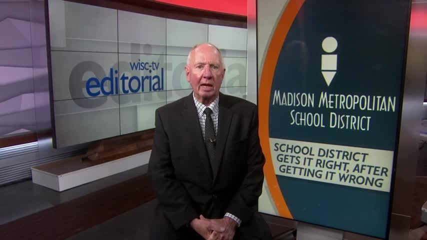 Editorial: MMSD gets it right after getting it wrong
