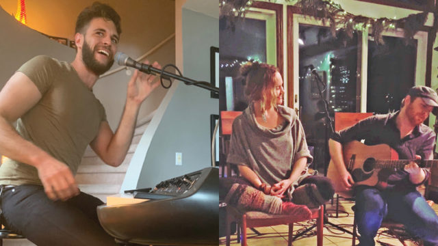 Madison woman hosts acoustic musicians in her home, creating intimate connections for small audience