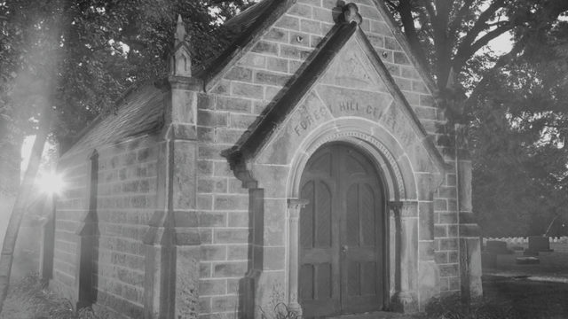 Haunted hallowed grounds at Forest Hill Cemetery