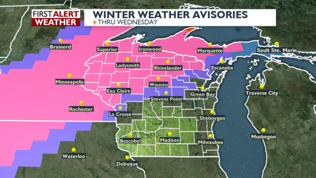 Major winter storm to impact travel across the Midwest