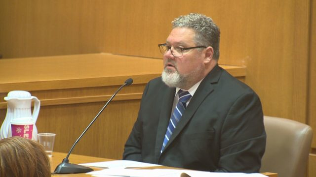 Judge hears evidence as Verona day care provider asks for new trial in 2007 death of baby boy