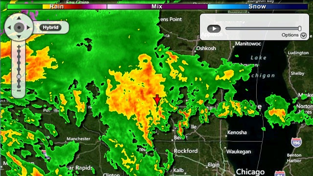 Interactive Radar Weather Map Weather   Channel3000.com