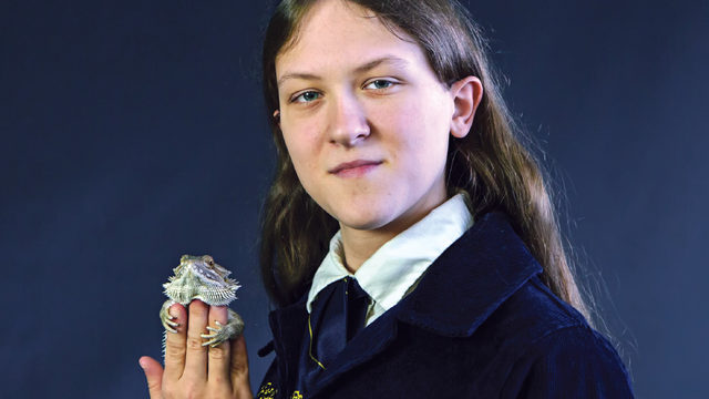 Meet three amphibian and reptile enthusiasts