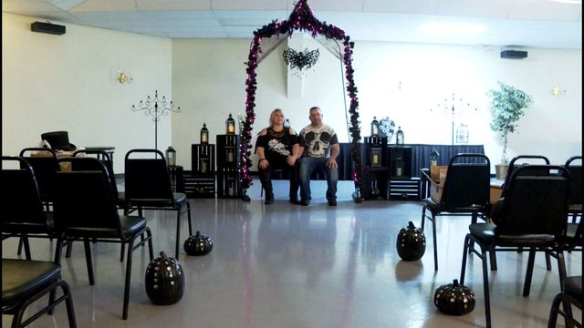 Local Romeo and Ghouliet prepare for Day of the Dead-themed wedding