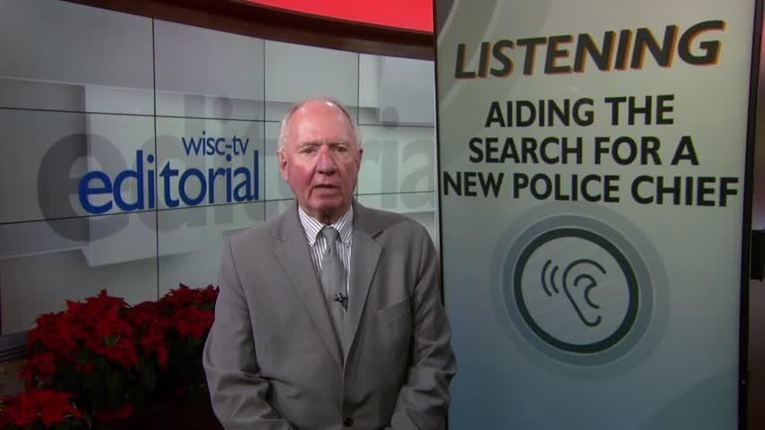 Editorial: Aiding the search for a new police chief