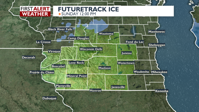 More travel woes overnight and Sunday through much of the midwest
