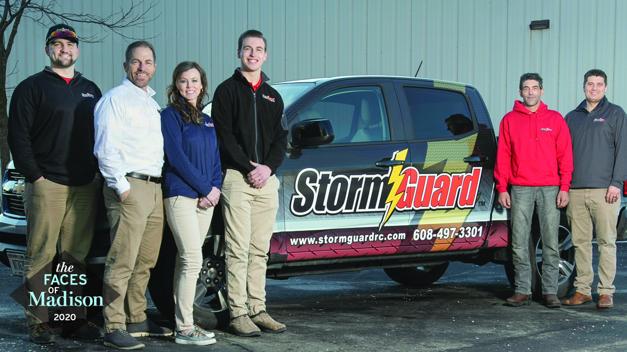 The Faces of Roofing, Storm Guard Roofing and Construction