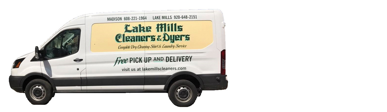 Lake Mills Cleaners and Dyers