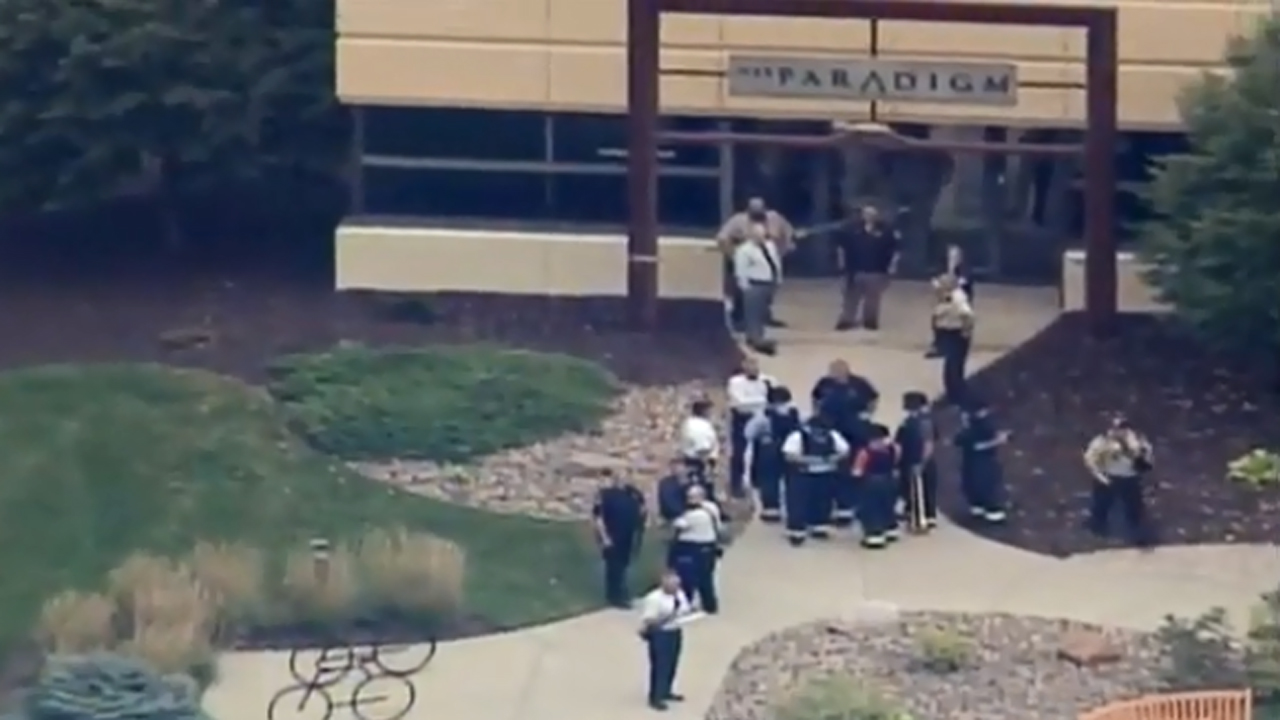 PHOTOS: Crews respond to reports of active shooter in Middleton