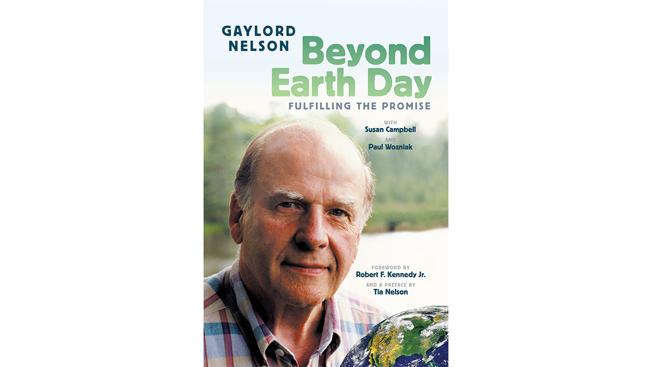"Cover of ""Beyond Earth Day"""