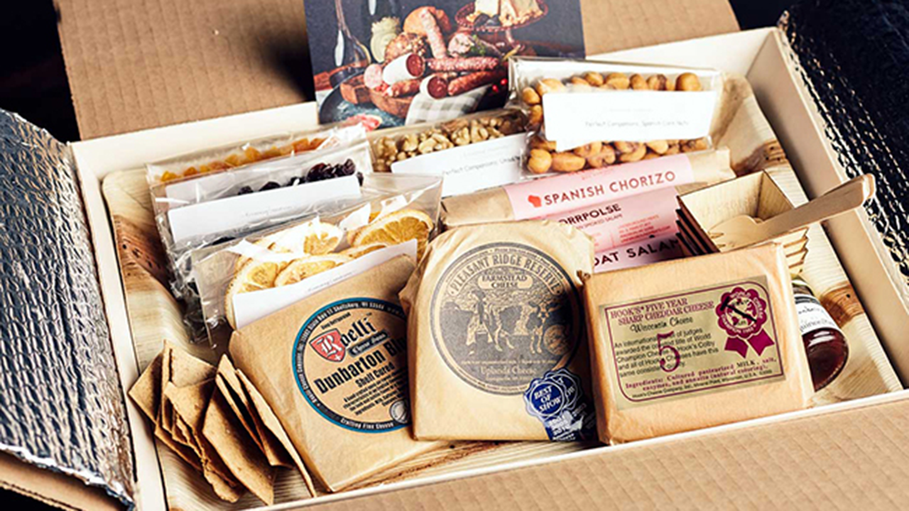 Cheese kit from Fromagination