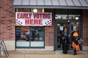 Souls To The Polls Early Voting 64