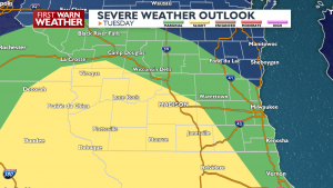 Severe Weather Threat Today