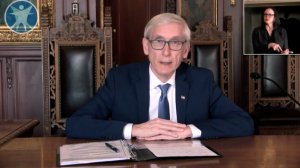 Evers Press Conference 04 03
