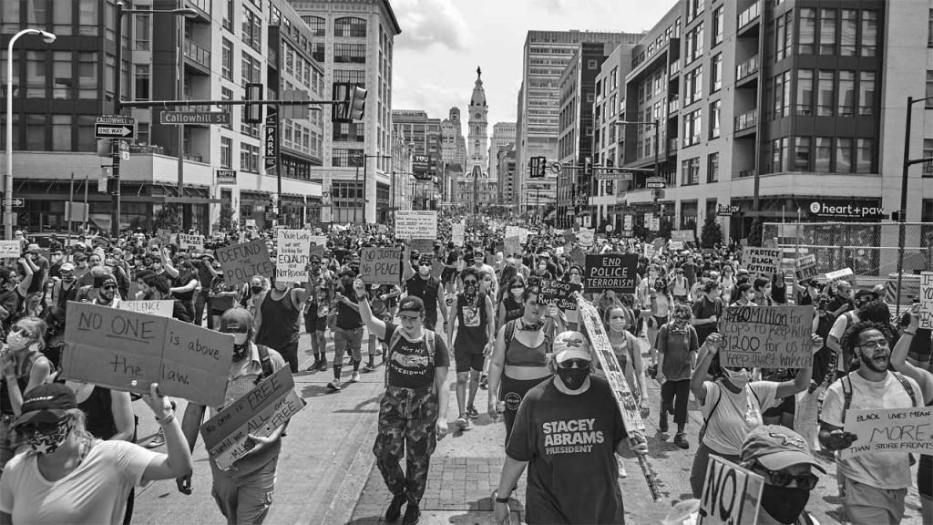 Philly Protest