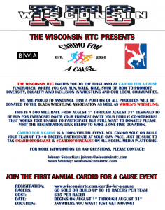 Cardio For A Cause