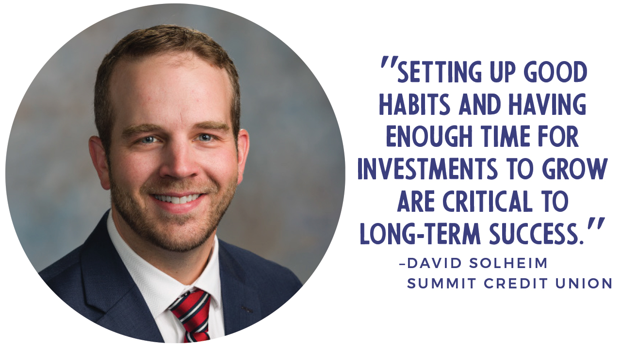 David Solheim Photo With Quote