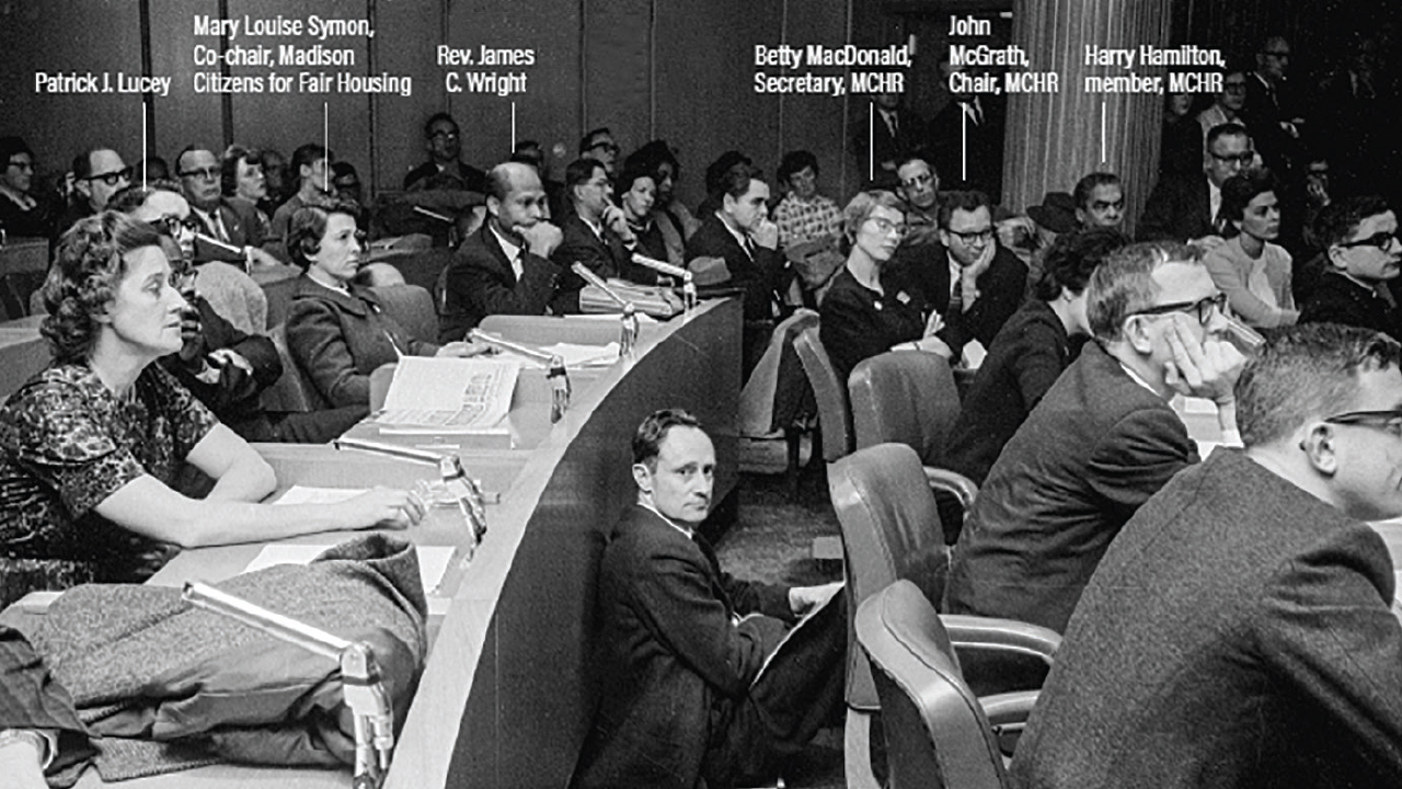 committee of the whole sitting during a meeting