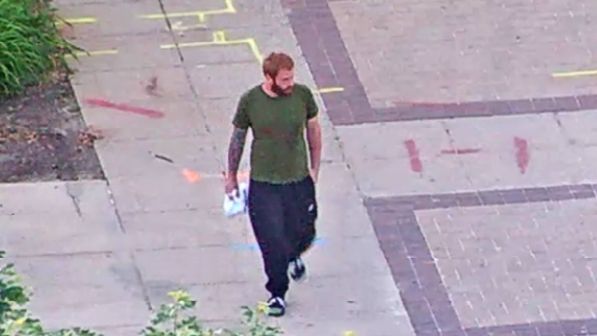 East Campus Mall Battery Suspect 2