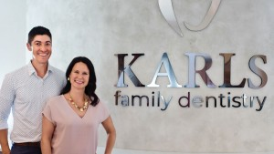 Doctors from Karls Family Dentistry
