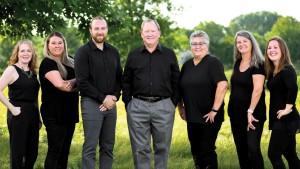 Doctors and Staff from Maple Grove Dental