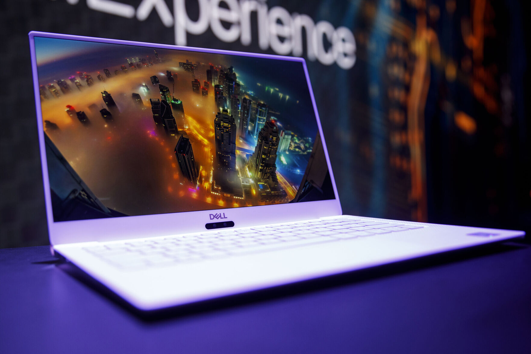 <p>Dell and HP, which both report earnings on Thursday, are doing just fine in 2021. Pictured is a Dell laptop computer displayed during the 2018 Consumer Electronics Show in Las Vegas, Nevada, on January 9, 2018.</p>