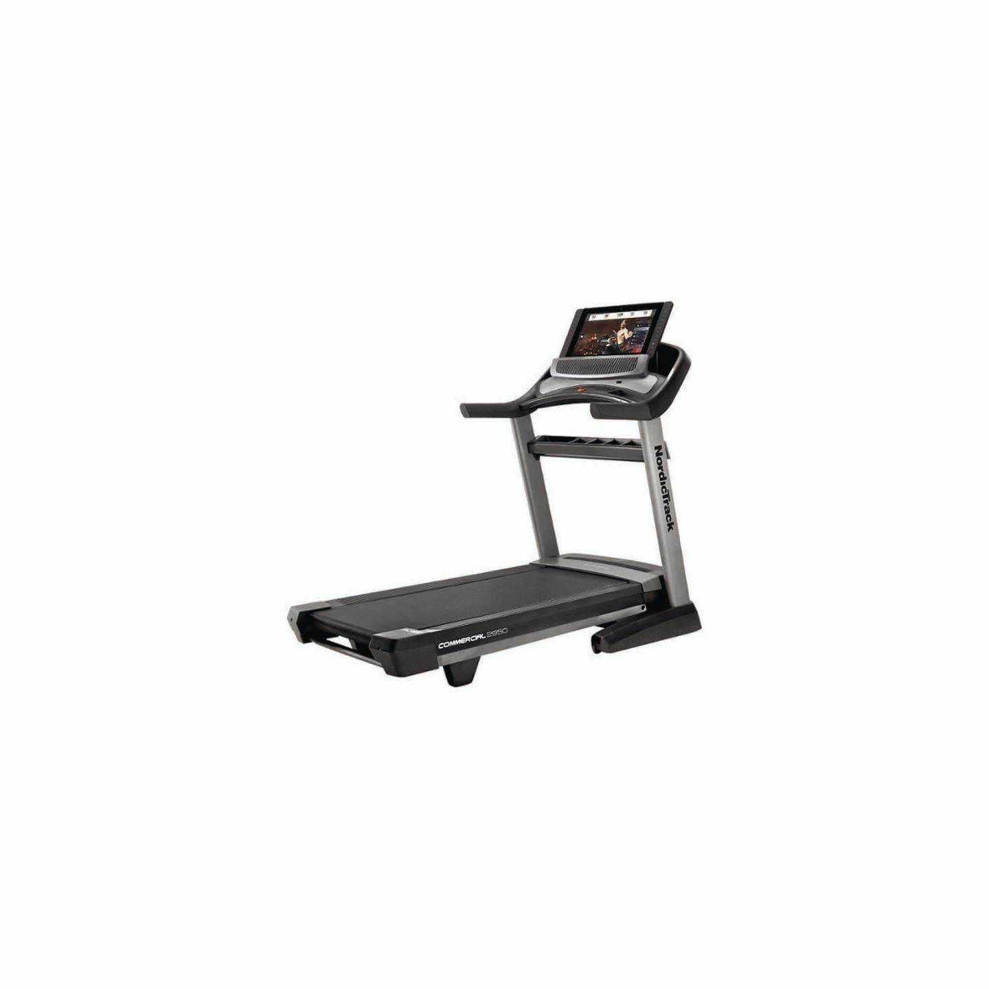 <p>ProForm Pro2000 has a 10-inch smart touchscreen embedded right into the console so you can follow along with trainers as you run while simultaneously tracking your calories, speed and heart rate.(Best Buy/CNET/TNS)</p>