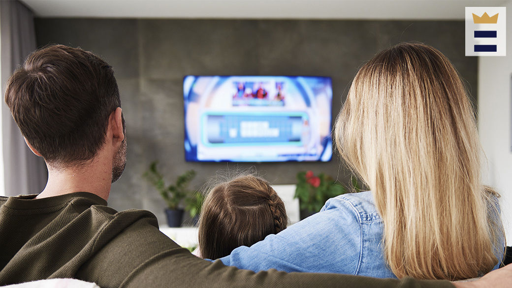 <p>For optimal viewing, consider mounting your smart TV on the wall directly across from the main seating area. A soundbar with a subwoofer and a pair of rear speakers will complete the home theater experience.</p>