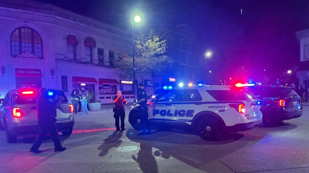 Police respond to officer shooting on State Street