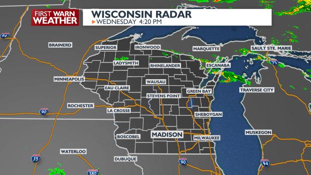 Wisconsin Radar